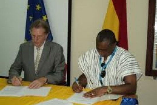 Trading Partners with Ghana 2012
