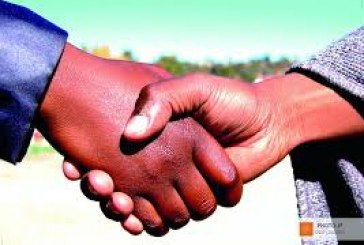 Development partners with Lesotho