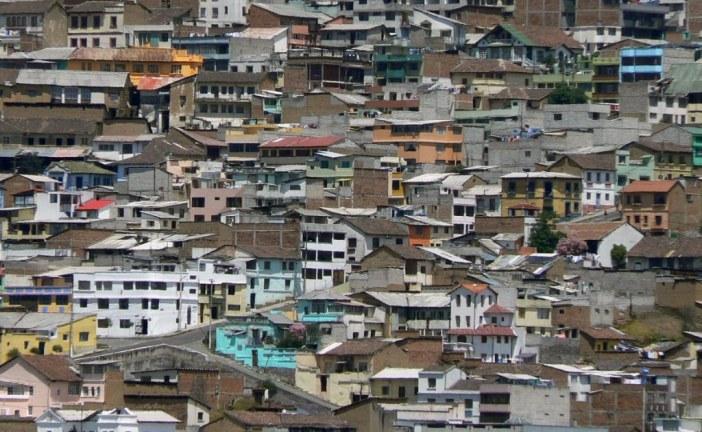 Urbanization rates in Africa