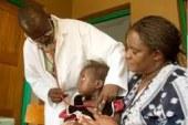 Africa lacks health physicians