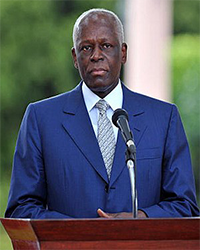 ANGOLA African Presidents