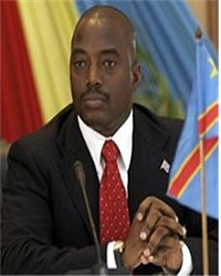 DEMOCRATIC REPUBLIC OF CONGO African Presidents