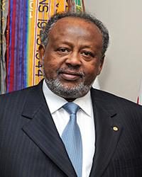 DJIBOUTI African Presidents
