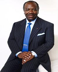 GABON African Presidents