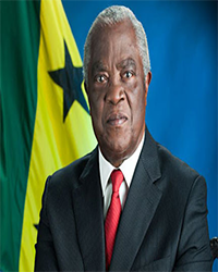 SAO TOME PRINCIPE African Presidents