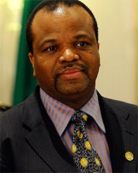 SWAZILAND African Presidents