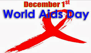 WORLD AIDS DAY – DECEMBER 1