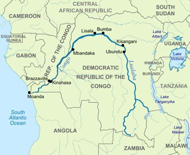 List of Top 10 Rivers in Africa   Fortune of Africa | Investment
