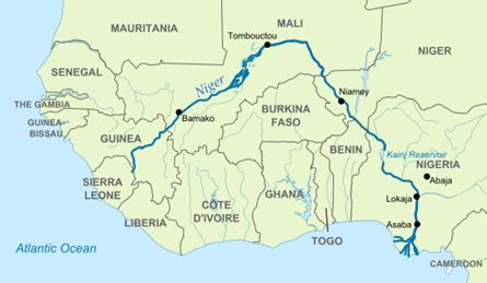 List of top 10 rivers in africa fortune of africa investment in river niger gumiabroncs Gallery