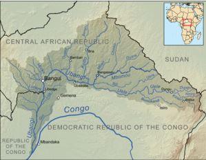 river ubangi