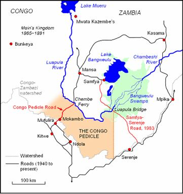 Congo Basin On Map Of Africa.List Of Top 10 Rivers In Africa Fortune Of Africa Investment In