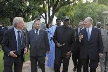 Development Partners of Sao Tome