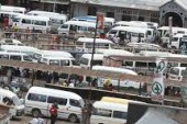 Transport system in Harare City of Zimbabwe